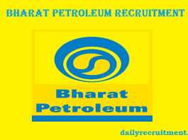 BPCL Recruitment 2017