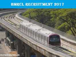 BMRCL Recruitment 2017