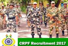Crpf-recruitment-2017-india