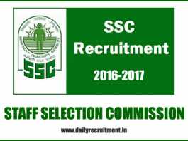 ssc-recruitment-2016-17