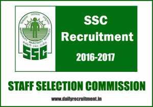 SSC CHSL Recruitment 2016-17-(5134 Vacancies) -Apply Online
