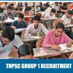 TNPSC Group 1 Recruitment Exam 2017 -85 Posts | Group 1 Answer Key 2017 Download