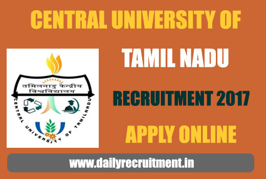 CUTN Recruitment 2017