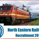 North Eastern Railway Recruitment 2017-426 Job Posts Apply Online