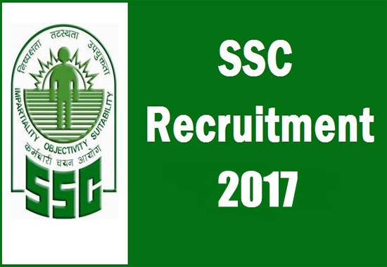 SSC Recruitment 2017 for SI, CAPFs & ASI Posts – Apply Online