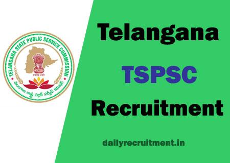 Image result for TSPSC Recruitment 2017