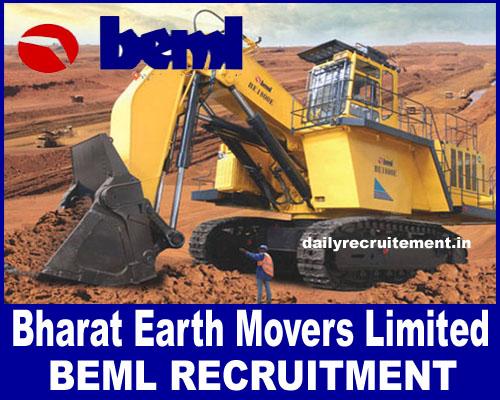 BEML Recruitment 2018