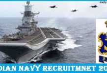 Indian Navy Recruitment 2017