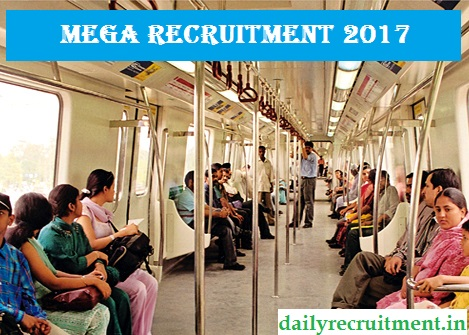 MEGA Recruitment 2017