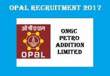 OPaL Recruitment 2017