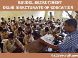 EDUDEL Guest Teacher Recruitment 2017