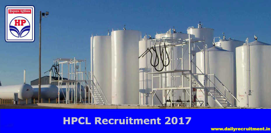 Hpcl Recruitment 2017 Apply For 30 Various Vacancy
