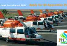 Pawan Hans Recruitment 2017