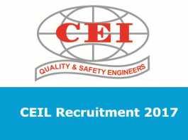 CEIL Recruitment 2017