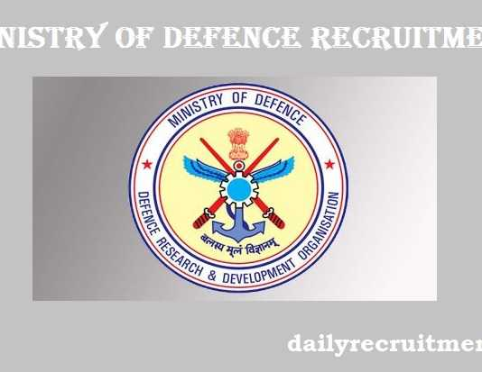 Ministry of Defence Recruitment 2017
