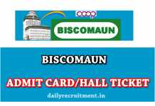 biscomaun-admit-card-2017