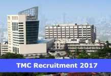 TMC Recruitment 2017