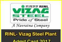 Vizag-Steel-Plant-Admit-Card-2017