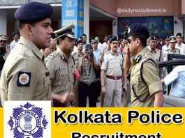kolkata-police-recruitment