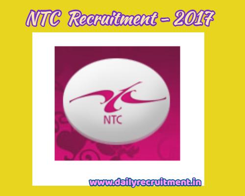 NTC Recruitment