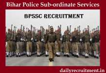 BPSSC Recruitment 2017