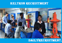 KELTRON Recruitment 2017