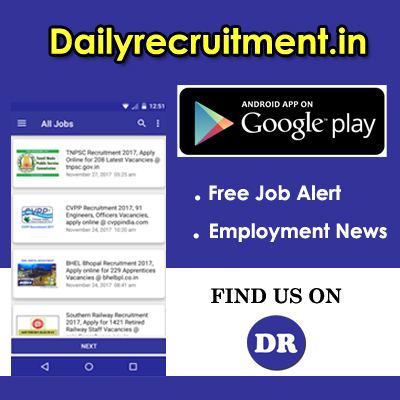 dailyrecruitment app