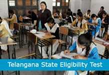 Telangana State Eligibility Test