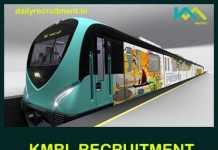 KMRL Recruitment 2018