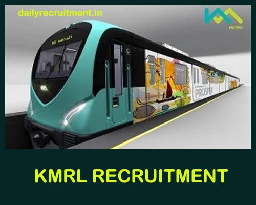 KMRL Recruitment 2020