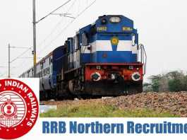 Northern Railway Recruitment 2018-19