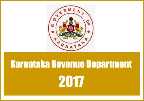 karnataka-revenue-recruitment-2017