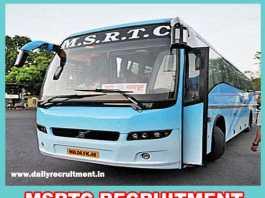 MSRTC Recruitment 2019