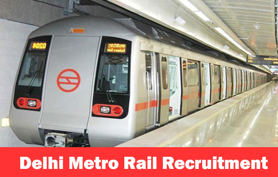 DMRC Recruitment 2021