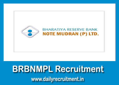 BRBNMPL Recruitment 2019