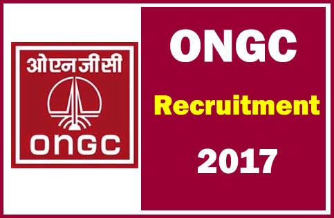 ONGC Surat Recruitment 2017