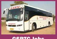GSRTC Recruitment 2019