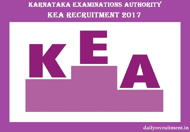 KEA Recruitment 2017