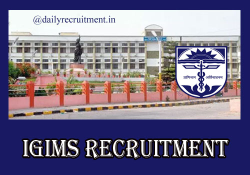 IGIMS Recruitment 2019