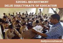 EDUDEL Recruitment 2020
