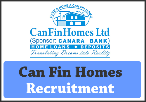 Can Fin Homes Recruitment 2020