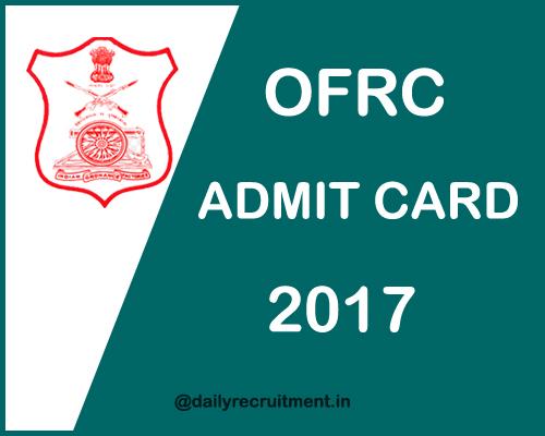 ofrc-admit-card