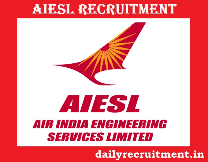 AIESL Recruitment 2021
