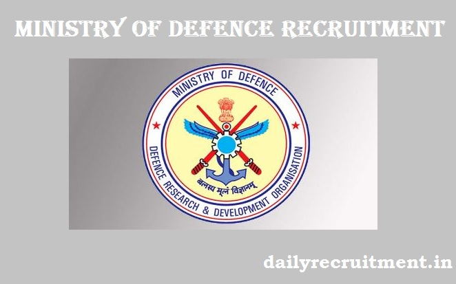 Ministry of Defence Recruitment 2019, Apply for 34 ASC Units