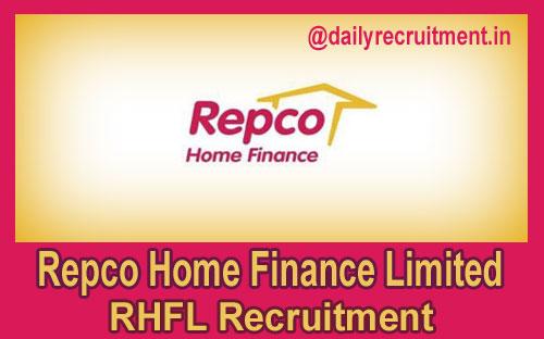 RHFL Recruitment 2020