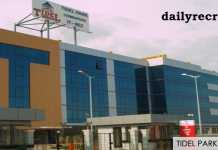 TIDEL Park Coimbatore Recruitment 2020