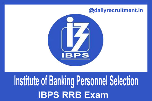 IBPS RRB Exam Notification 2020