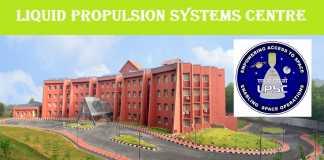 ISRO LPSC Recruitment