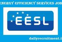 EESL Recruitment 2019