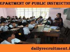 Karnataka Primary School Teacher Recruitment 2019